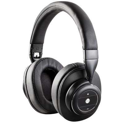 Monoprice SonicSolace active noise-cancelling Bluetooth over-ear headphones