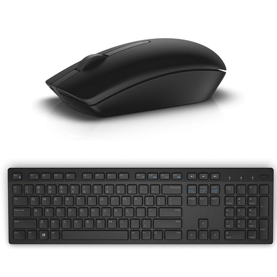 Dell KM636 USB wireless mouse and keyboard