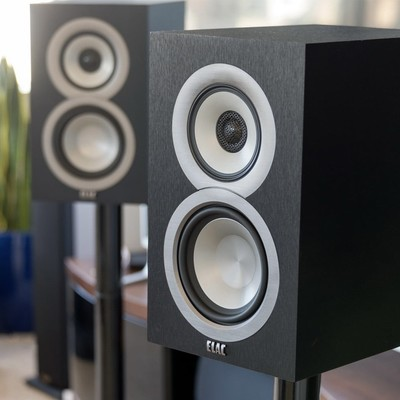 Time for a new sound with the Elac UB5 bookshelf speakers discounted to $280