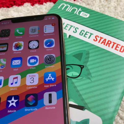 Unlocked iPhone Deals at Mint Mobile
