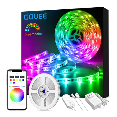 Govee DreamColor 16.4ft LED Strip Lights