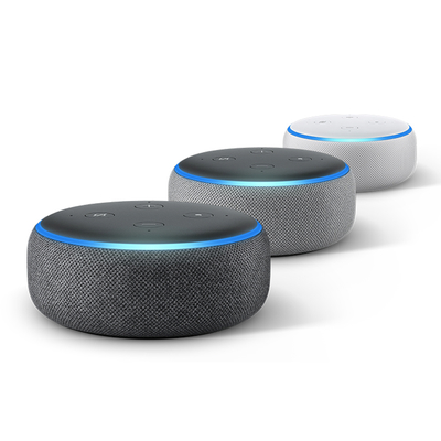 Amazon Echo Dot (3rd Gen) Smart Speaker