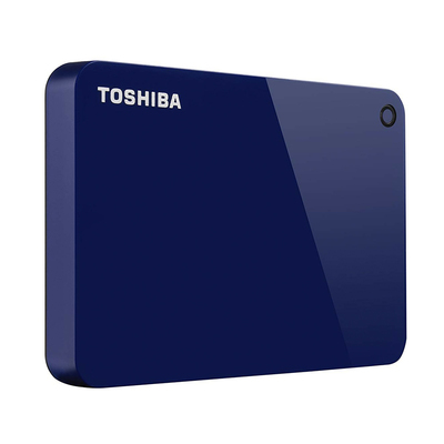 Toshiba's Canvio Advance 2TB portable drive will be less than $49 for 30 more minutes