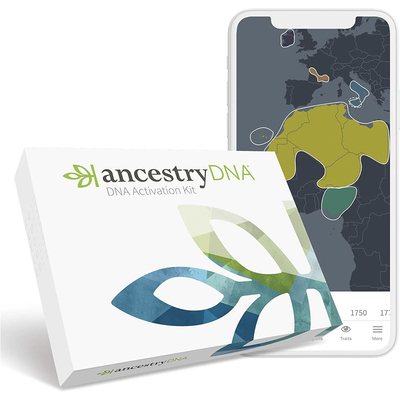 AncestryDNA Health and Personal Care genetic ethnicity test