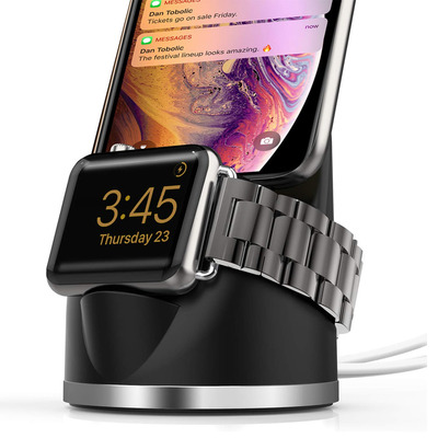 Olebr 2-in-1 Charging Dock