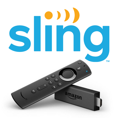 Two months of Sling TV with free Amazon Fire TV Stick
