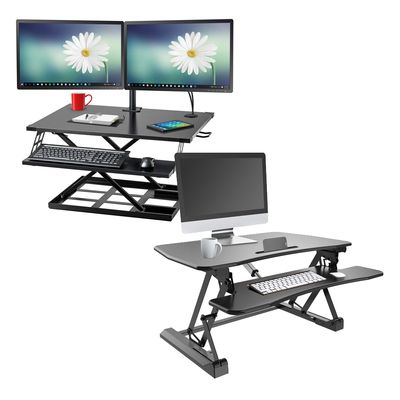 Halter Sit/Stand Desk Converters sale