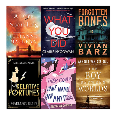Amazon's July First Reads gets your hands on new books before anyone else for free