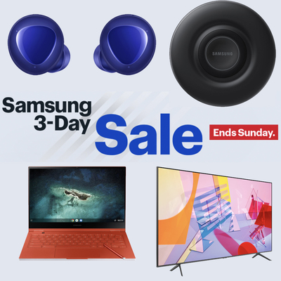 Best Buy Samsung Savings Event