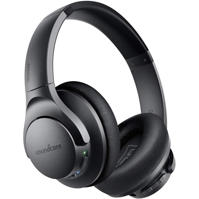 Anker Soundcore Life Q20 hybrid active noise-cancelling Bluetooth headphones