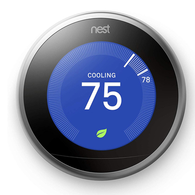 Google T3007ES Nest 3rd-generation Learning Thermostat