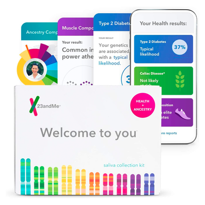 The best 23andMe DNA Test is now 50% off for Prime Day 3