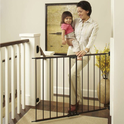 North States 47.85-inch Easy Swing and Lock baby gate