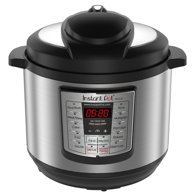 Instant Pot LUX60 6-quart 6-in-1 Multi-Use Programmable Pressure Cooker