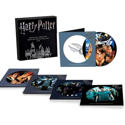 Harry Potter: Original Motion Picture Soundtracks I-V (Vinyl Box Set)
