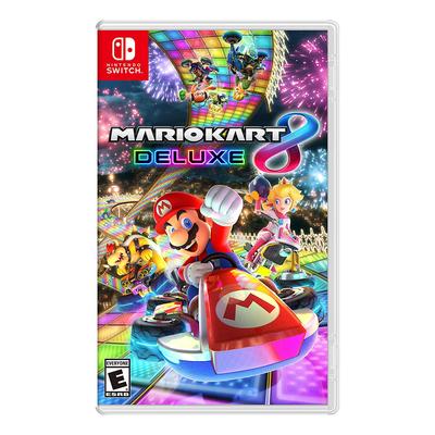 Mario Kart 8 Deluxe for Nintendo Switch (Digital Download)