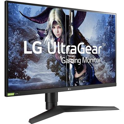 LG 27GL850-B 27-inch Ultragear Nano IPS G-Sync compatible monitor