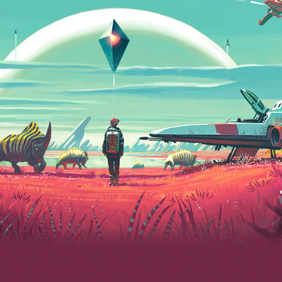 No Man's Sky for PlayStation 4