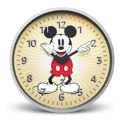 Amazon Echo Wall Clock: Disney Mickey Mouse Edition