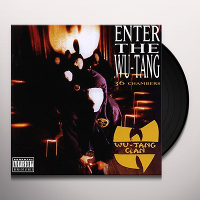 Wu-Tang Clan's debut album 'Enter The Wu-Tang (36 Chambers)' is down to $11 on vinyl today