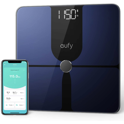 Anker Eufy P1 Bluetooth bathroom smart scale