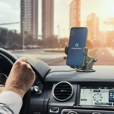 iOttie's new Alexa-enabled car phone mount launched during Prime Day but it's already discounted