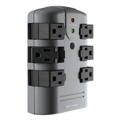 Belkin 6-Outlet Power Strip Surge Protector