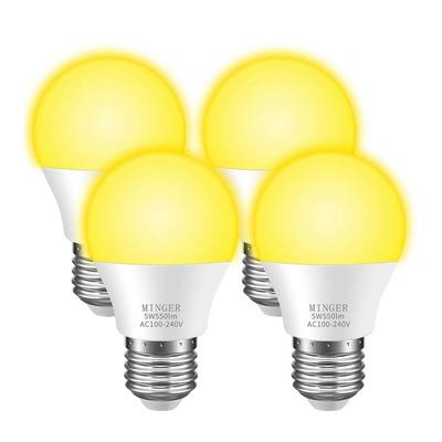 Minger 4-Pack Bug Light Bulbs