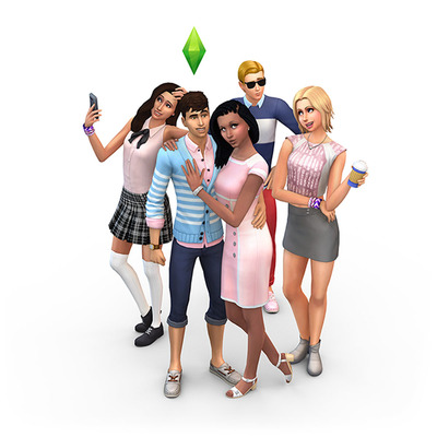 The Sims 4 and Expansion Packs