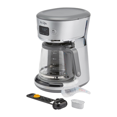 Mr. Coffee Easy Measure 12-Cup Programmable Coffee Maker
