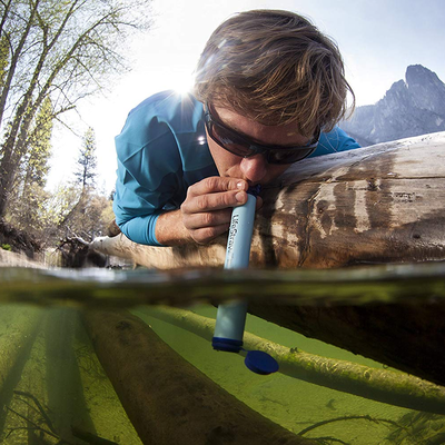 Prime Day features the LifeStraw Personal Water Filter's best deal yet