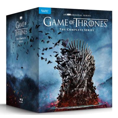 Game of Thrones: Complete Series, Blu-ray + Digital