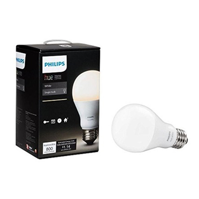 Add to your smart lighting with this Philips Hue white bulb on sale for under $10