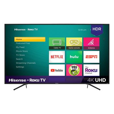 Hisense 50-inch 4K UHD Smart Roku TV (R7 Series)