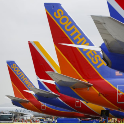 Southwest 3 Day Sale Through March 2020