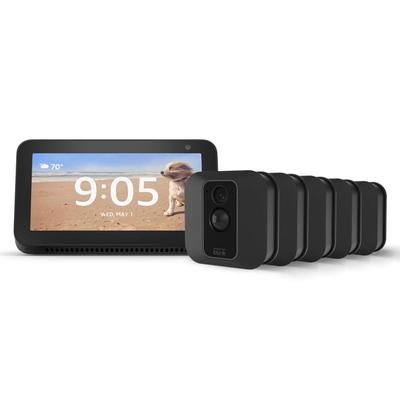 Blink XT2 Smart Security Cameras + Echo Show 5