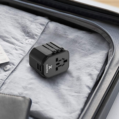 Don't fly overseas without one of these $8 universal travel adapters