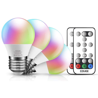 Govee color changing LED light bulb 4-pack