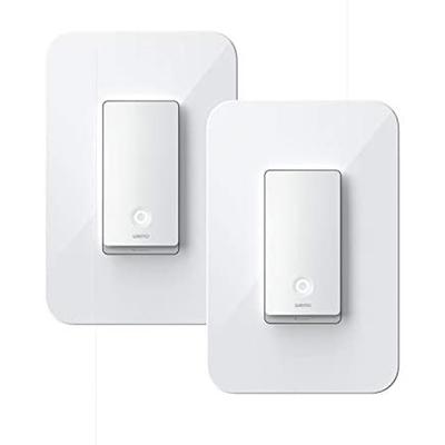 WeMo 3-way light switch 2-pack