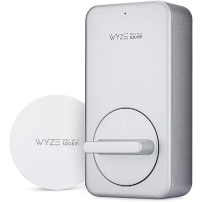 Wyze Wi-Fi and Bluetooth enabled smart door lock for wireless entry