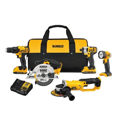 Add these discounted Dewalt products to your tool arsenal with up to 50% off for Prime Day