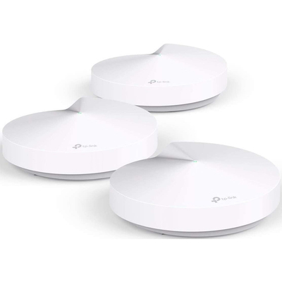 TP-Link Deco M5 AC1300 MU-MIMO whole home mesh networking system 3-pack