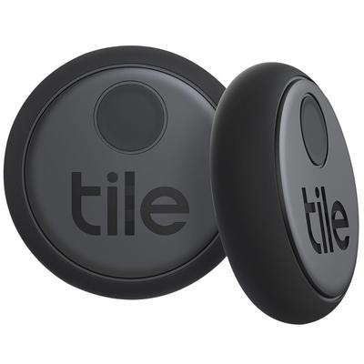 Tile Sticker 2020 black 2-pack