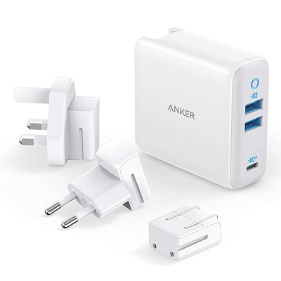 Anker power banks, charging cables, USB-C chargers, and more