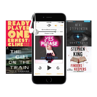 Free Audiobooks with 30-day Audible Trial