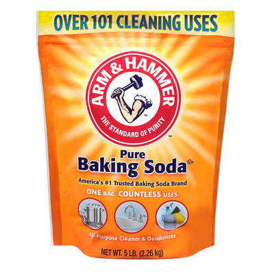 Arm & Hammer Baking Soda 5-Pound Bag