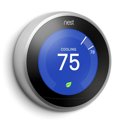 Google Nest 3rd-generation Learning Thermostat