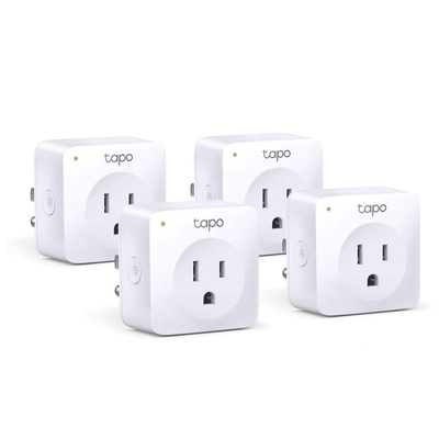 TP-Link Tapo Smart Plug Mini 4-pack