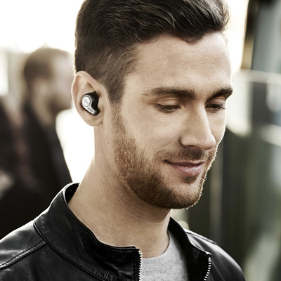 Grab a pair of titanium black Jabra Elite 65t true wireless earbuds on sale for $140