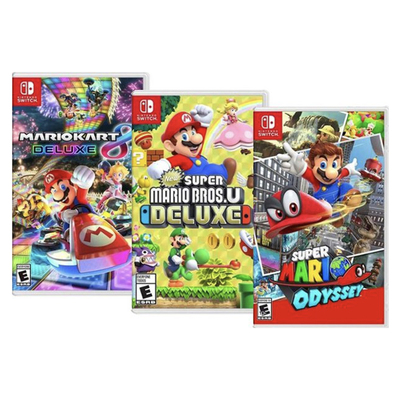 Mar10 Mario Day sales event on games, controllers, microSD cards, and more